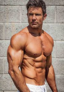 David Kimmerle-Hollywood Fitness Model