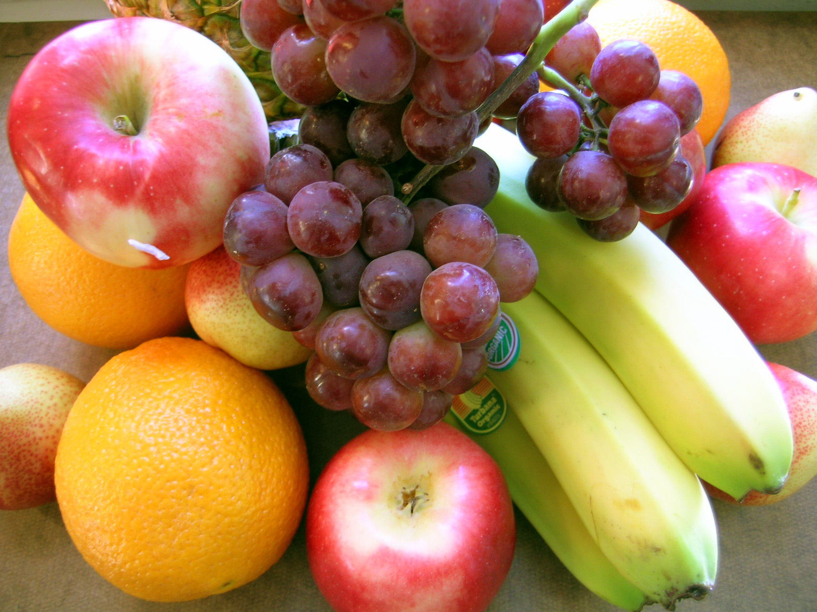 Snack On Fruits Instead Of Junk Food